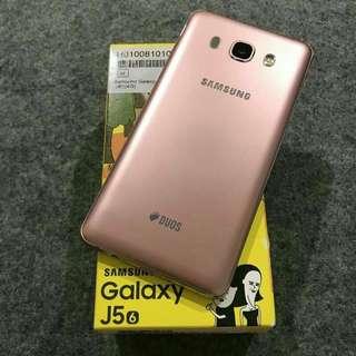 🚚 Samsung 2016 J5 16G 粉