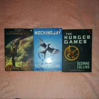 Buku The Hunger Games