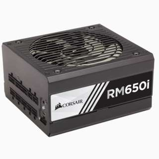 Corsair RMi 650W Digital Full Modular, 80 Plus Gold