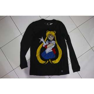 Generasi 90an Sailormoon Sweater