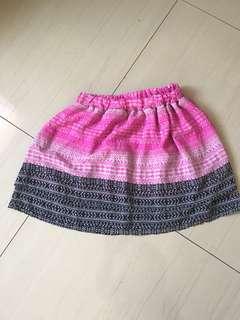 Bohemian Skirt (Garterize)