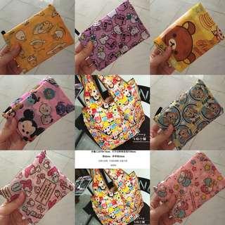 Foldable Disney Recycle Bag