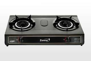 Zenne Durable Stainless Steel Gas Stove