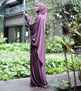 RE-STOCK: Telekung Aaisyah (by Needleworkskl)