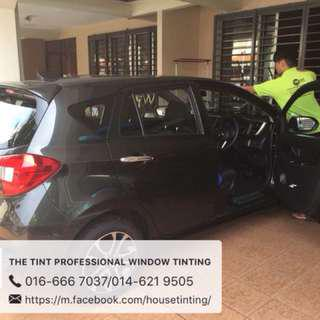 Window Tinting House and Car