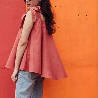 Aneka Pink Top