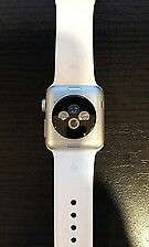 APPLE WATCH SERIES 2 38MM WHITE
