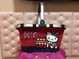 Hello Kitty Picnic Basket
