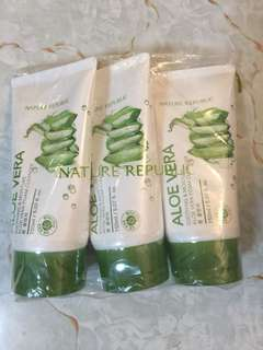 Nature Republic 蘆薈洗面膏
