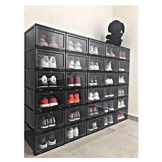 Premium Quality Shoe Display Box (Kotak Kasut)