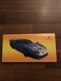 Porsche 911 GT1 Calling card