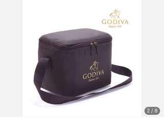 Godiva ice bag