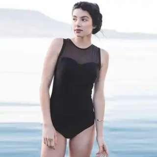 Sexy Black Swimsuit