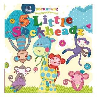 BN 5 Little Sockheadz - Lift The Flap
