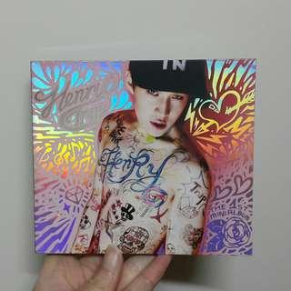 Henry Trap CD