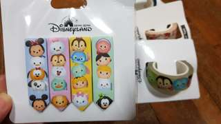Authentic Disney page tabs