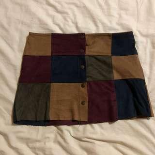 PULL&BEAR Miniskirt