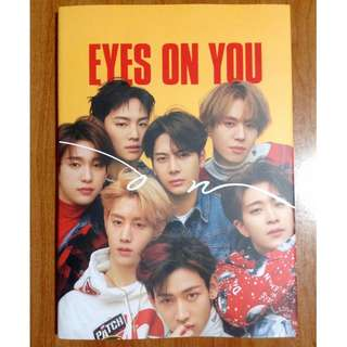 GOT7 Eyes On You Album