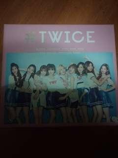 Twice日專A版(90%new)