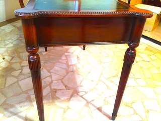 Writing Desk mahogany wood on SALE!!!!
