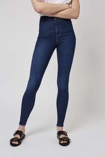 TopShop Moto True Blue Joni Jeans #fashion75 #kayaraya