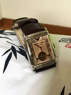 Emporio Armani 自動手錶