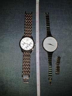 Preloved women watches (hi end replica)