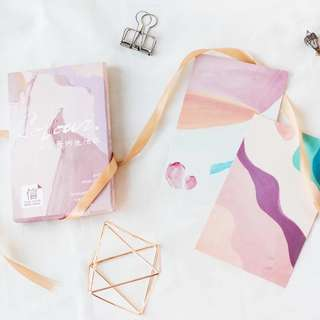 (PO) Abstract Art Postcards/ Post Cards