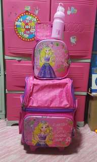Barbie trolley authentic