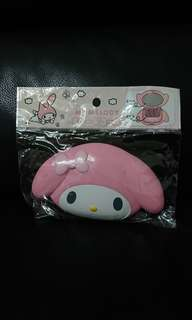 My Melody 鏡梳