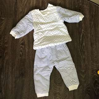 Baby Boy Winter Wear Set