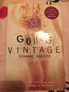 Book Collection: Going Vintage