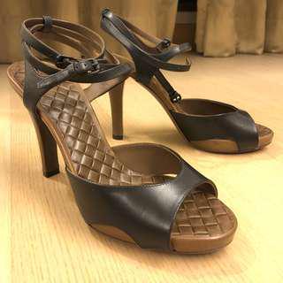 99% New BV high heel sandals BV 涼鞋