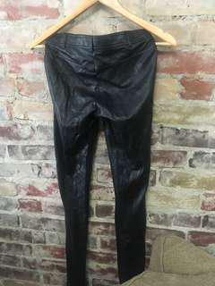 Wilfred Free leather pants