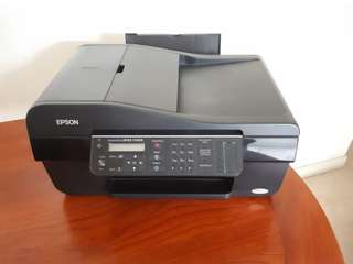 EPSON PRINTER/SCANNER CLEARANCE PRICE