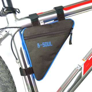 Bicycle tool pouch