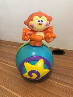 Fisher Price Musical Monkey Ball