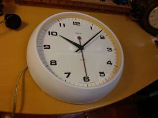 Vintage~SMITHS Electric Wall Clock~Made in English 英國電鐘/時鐘