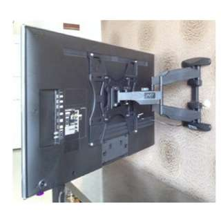 Full Motion TV Mount for TV sizes to up 60 Inch WHATSAPP 8498 4312 R82