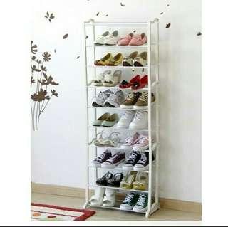 Rak sepatu ajaib (10 tingkat)