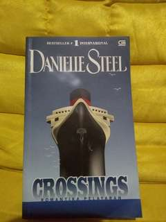 Danielle steel - crossing