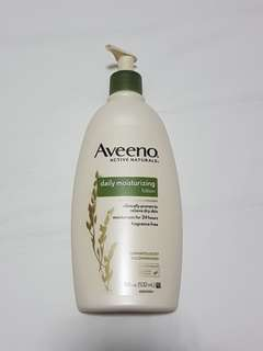 Aveeno, Active Naturals, Daily Moisturizing Lotion, Fragrance Free (532 ml)