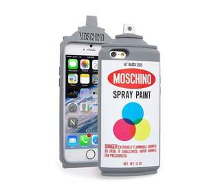 iPhone 5/5s Moschino Spray Paint Case