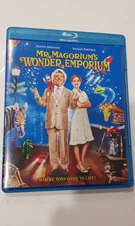 (Blu-ray) Mr Magorium's Wonder Emporium