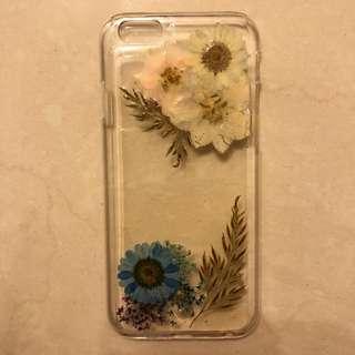 二手iPhone 6/6s 押花手機硬殼 & 包邊軟殼