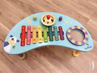 🚚 法國Boikido彩色木製打擊樂器