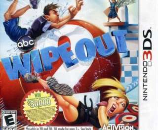 3DS WIPE OUT 2