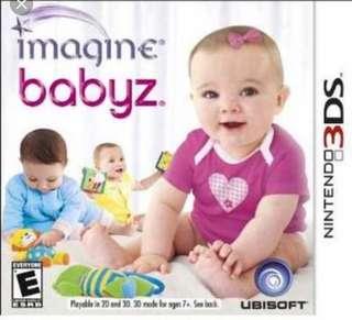 3DS IMAGINE BABY
