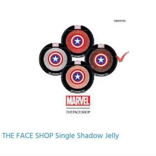 The Face Shop Single Shadow Jelly (Marvel)