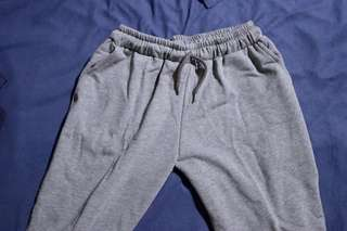 Gray Sweat Pants / Jogger Pants